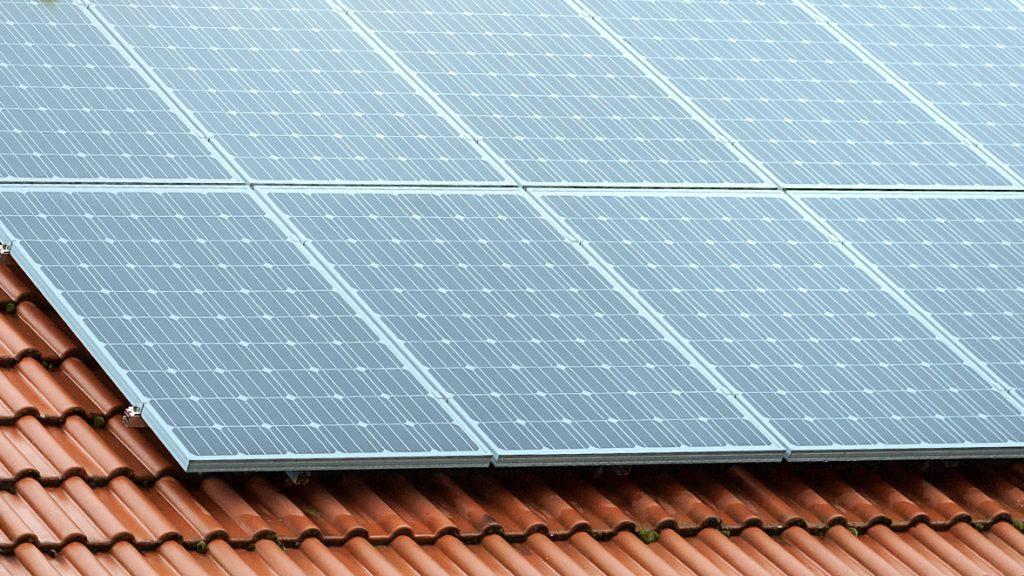 Erneuerbare Energien als Photovoltaik-Anlage